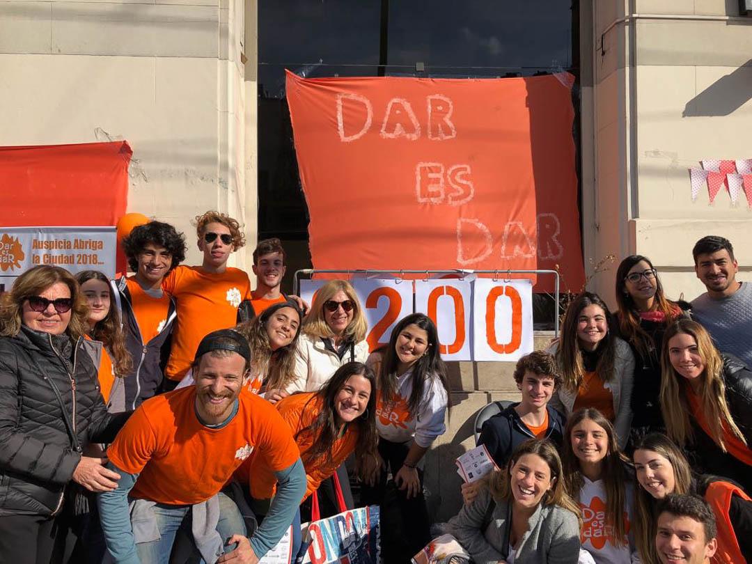 Campañas Dar es Dar